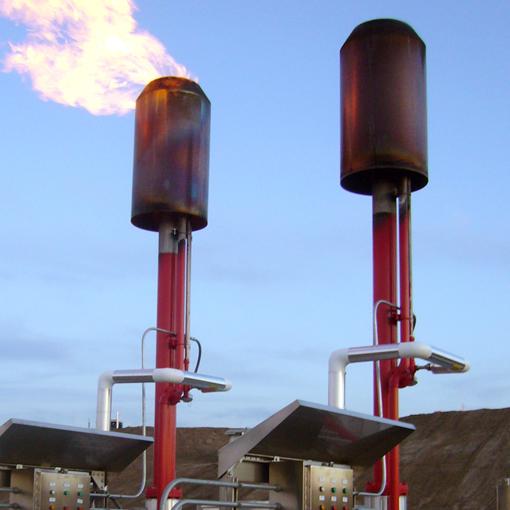 Gases Efecto Invernadero Sector Residuos